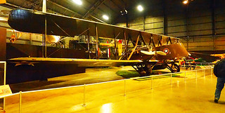 USAF Museum 04-18-2017 - Martin MB-2 Reproduction 1