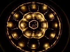 Standing wave infra Flower Hexagon (kelemengabi) Tags: standing wave infrasound hexagon square faraday nonlinear
