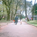 共に歩く (Quince_tan) Tags: 20170415 leicamatyp127 leitzsummar5cmf2 tokyo film kodakportra160