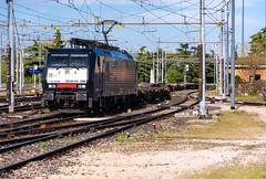 189 998 (atropo8) Tags: 189998 txlogistik treno train zug merci freight cargo verona txl nikon