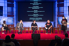 Jose_Andres_UP_2017_WLA_6157 (gwsustainabilitycollaborative) Tags: jma speakers sustainability food gwi joseandres kathleenmerrigan maryellsberg radhamuthiah rickleach