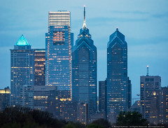 Center CIty (mhoffman1) Tags: bnymelloncenter centercity comcastcenter libertyplace philly sonyalpha a7r architecture bluehour buildings skyline skyscrapers philadelphia pennsylvania unitedstates