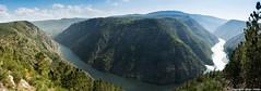 Cañones del Sil (cvielba) Tags: cañones espacionatural lugo mirador rio santiorxo sil