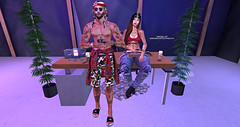 #LOTD5255 SMOKE UP (free.ghettostyle) Tags: doux lpoca scandalize breathe
