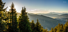 reiteralm (j.haghofer) Tags: austria ennstal schladming reiteralm mountain berge österreich sunset sonnenuntergang