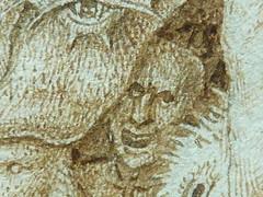BRUEGEL Pieter I (Attribué) - Damnés tourmentés par des Diables et des Animaux Fantastiques (drawing, dessin, disegno-Louvre INV19185) - Detail 47 (L'art au présent) Tags: art painter peintre details détail détails detalles drawing drawings dessin dessins dessins16e 16thcenturydrawings dessinhollandais dutchdrawings peintreshollandais dutchpainters louvre paris france peterbrueghell'ancien peter brueghel l'ancien man men femme woman women kids kid children child jeunegarcon youngboy jeune young garçon devil diable hell enfer jugementdernier lastjudgement monstres monster monsters fabulousanimal fabulousanimals fantastique fabulous nakedwoman nakedwomen femmenue nufeminin nudefemale nue bare naked nakedman nakedmen hommenu numasculin nudemale nu chauvesouris bat bats dragon dragons halloween