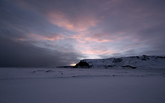 Iceland. (richard.mcmanus.) Tags: iceland arctic vik snow mountains landscape mcmanus winter