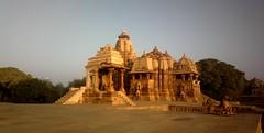 Devi Jagadambi Temple (solarisgirl) Tags: devijagadambitemple devijagadambi devi jagadambi temple khajuraho mp stone art sculpture westerngroup mahadevshrine