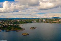 Victoria Harbour (david byng) Tags: helijet spring city canada 2017 britishcolumbia vancouverisland pacificocean victoria ca