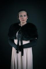 Nina (xiglet) Tags: photoshoot nina blaasertop gjøvik dress halloween