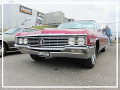 Buick Electra 225 Convertible, 1964 (v8dub) Tags: buick electra 225 convertible 1964 cabrio cabriolet schweiz suisse switzerland fribourg freiburg otm american gm pkw voiture car wagen worldcars auto automobile automotive old oldtimer oldcar klassik classic collector