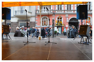 12.2009 - Ewangelizacja uliczna - Katowice