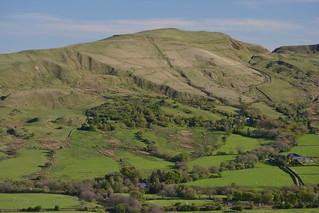 Mor Tor, Peak District National Park, Derbyshire, England.