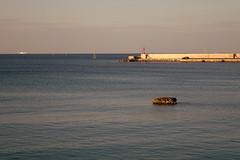 DSC00746_ (daniloorlando) Tags: salento sea puglia harbour view sunset rocks otranto