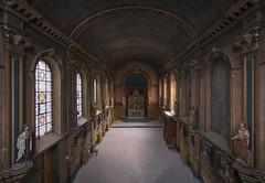 Belgium chapel (Paul J Photography) Tags: urbex chapel church