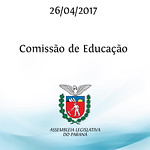 Comissão de Educação 26/04/2017