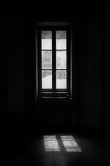 the white (ChrisRSouthland) Tags: athens omoniahotel mm leicammonochrom elmarit28mmf28 window light lightinthedarkness bageionhotel monochrome bw blackandwhite blackwhite