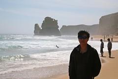 IMG_6243 e (dam.dong) Tags: australia campervantrip campingcartrip 호주 캠핑카여행 가족여행 greatoceanroad 12사도 12apostles me myself