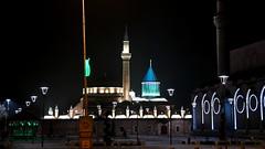 Konya,Turkey (*Siddiqi*) Tags: siddiqi islam tourism travel turkey panasoniclumixlx100 konya mevlana mevlanajalāladdīnmuhammadrūmī sufi dervish tomb