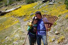 spring clean #2 (6 of 12) (singlespeeder) Tags: fta forestcity lanig mattp raking springclean yellowflowers