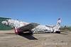 DOUGLAS C117D 17102 special artwork (shanairpic) Tags: propliner military c117 douglasc117 superdak pima specialcolours