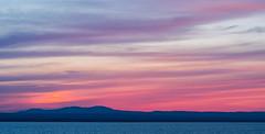 Pastels at sunset (LEXPIX_) Tags: sunset adk lake champlain water vt nikon d500 70200 28 lexpix
