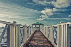 Small dock @ Cayo Coco (Jorge Toselli) Tags: cuba cayococo nikon d7200 sigma 1835 nikcollection dock sky lagoon