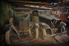Rusty Vintage (Martyn.Smith.) Tags:
