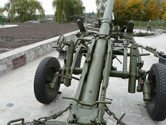 "160mm mortar M-160 8 • <a style=""font-size:0.8em;"" href=""http://www.flickr.com/photos/81723459@N04/34219794310/"" target=""_blank"">View on Flickr</a>"
