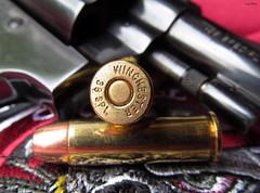 .38 Special (Lisa Zins) Tags: macro monday macromonday macromondays crime 38special winchester38special winchester gun patch lisazins may1 2017 drugtaskforce tn tennessee ammunition revolver rossi canon powershot sx150