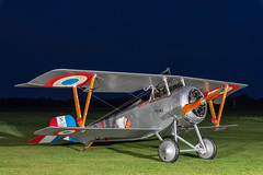 Stow Maries Aerodrome (Kevin John Hughes) Tags: timeline events sunset night shoot stow maries great war aerodrome near maldon essex world one wwi raf rfc royal flying corp air force sqn squadron biplane aircraft aeroplane historic kev canon 80d officer uniform hughes kevhughes