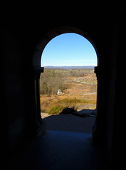 Devil's Den from inside The Castle (georgeneat) Tags: 12th 44th new york volunteers castle little round top devils den valley death gettysburg american civil war adams county pa pennsylvania union confederate north south united states america army potomac northern virginia history landscape scenic historical battlefield national park monument memorial statue july 1 2 3 1863 george neat patriot portraits
