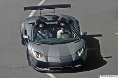 Lamborghini Aventador Roadster Liberty Walk (Sellerie'Cimes) Tags: lamborghini aventador roadster liberty walk msmotors