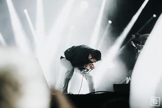 Deftones @ Groezrock / Shot by Doug Elliott