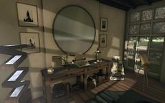 † 852 † (Nospherato Destiny) Tags: cb cosmopolitan dd furniture sixoclock secondlife sl decoration decor event newreleases blogger