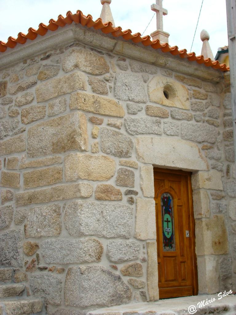 Águas Frias (Chaves) - ... capela de Nª Srª dos Prazeres ...