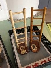 Old Japanese Toy (sjrankin) Tags: 2may2017 edited japan hokkaido iwamizawa iwamizawapark museum sciencemuseum toys japanesetoys