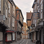 UK - Yorkshire - York - Shambles thumbnail