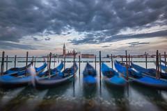 Venice's seaside