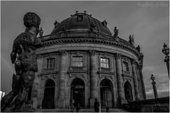 Mysterious Bode Museum (KSDiaz) Tags: berlin germany travel architect architecture historical museum statue deutschland landmarks photography europe