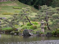 P1004193 (digitalbear) Tags: panasonic lumix gh5 sumida river kiyosumi garden eidai bridge tokyo japan sharehotel lyuro skytree fukagawameshi miyako yakatabune
