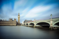 Back in Time (Simon-Leigh) Tags: nikon d700 london westminster lee river thames bigben