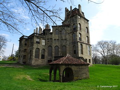 Fonthill (Don C. over 2.3 Million Views) Tags: fonthill doylestown pa henrymercer architecture castle concrete