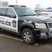 Martins Ferry Ohio Police K-9 Ford Explorer