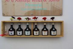 Les vins d'Alentejo (hans pohl) Tags: portugal alentejo monsaraz moments bouteilles expositions publicités advertising