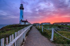 Brilliancy of Colors! (deepaksviewfinder) Tags: ifttt 500px sky landscape beauty ocean colors vibrant pacific nature canon sun sunset lighthouse pigeon california ca golden point line pch state leading pescadero goldenhour lighthosue pigeonpoint