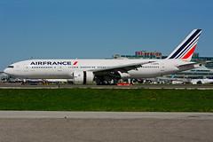 F-GSPK (Air France) (Steelhead 2010) Tags: airfrance boeing b777 b777200er yyz freg fgspk