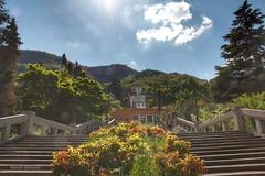 Long stairs (Nourah.A.Edhbayah (Super Flower♥إظبيه)) Tags: ايطاليا الكويت اظبيه عبدالله نوره stairs steps italy q8 kuwait edhbayah abdullah nourah