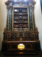 Bologna (BO), 2017, Basilica di San Petronio: reliquiario. (Fiore S. Barbato) Tags: italy emilia romagna bologna san petronio sanpetronio basilica chiesa reliquiario