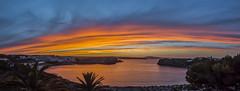 Puesta de Sol en Arenal d'en Castell (José A. Conde) Tags: menorca arenaldencastell mediteraneo puestadesol